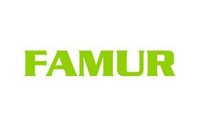 Famur logo